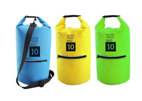 ספורטי 10 - תיק אטום למים, 10 ליטר