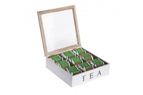ווליס- קופסת תה מעוצבת