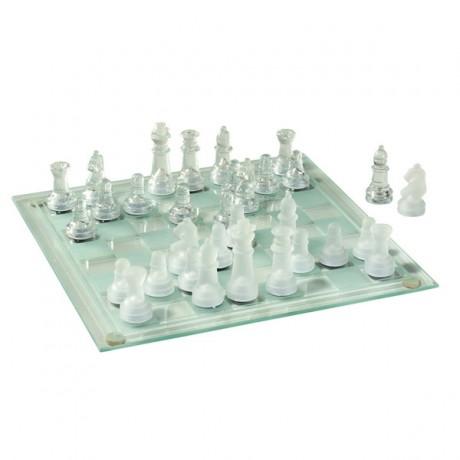 שחמט זכוכית 35X35 ס